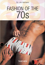 books.sztuka.net - Fashion of the 70s, Taschen