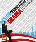 books.sztuka.net - Design for Obama. Posters for Change: A Grassroots Anthology, Taschen